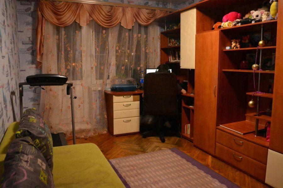 Продается трехкомнатная квартира: г.Щелково ул.Комсомольская д.12/9, фото 1