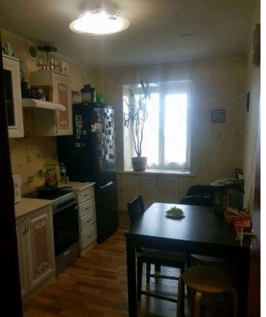 Продажа однокомнатной квартиры Московская область Щелковский район, п. Юность дом 10, фото 3