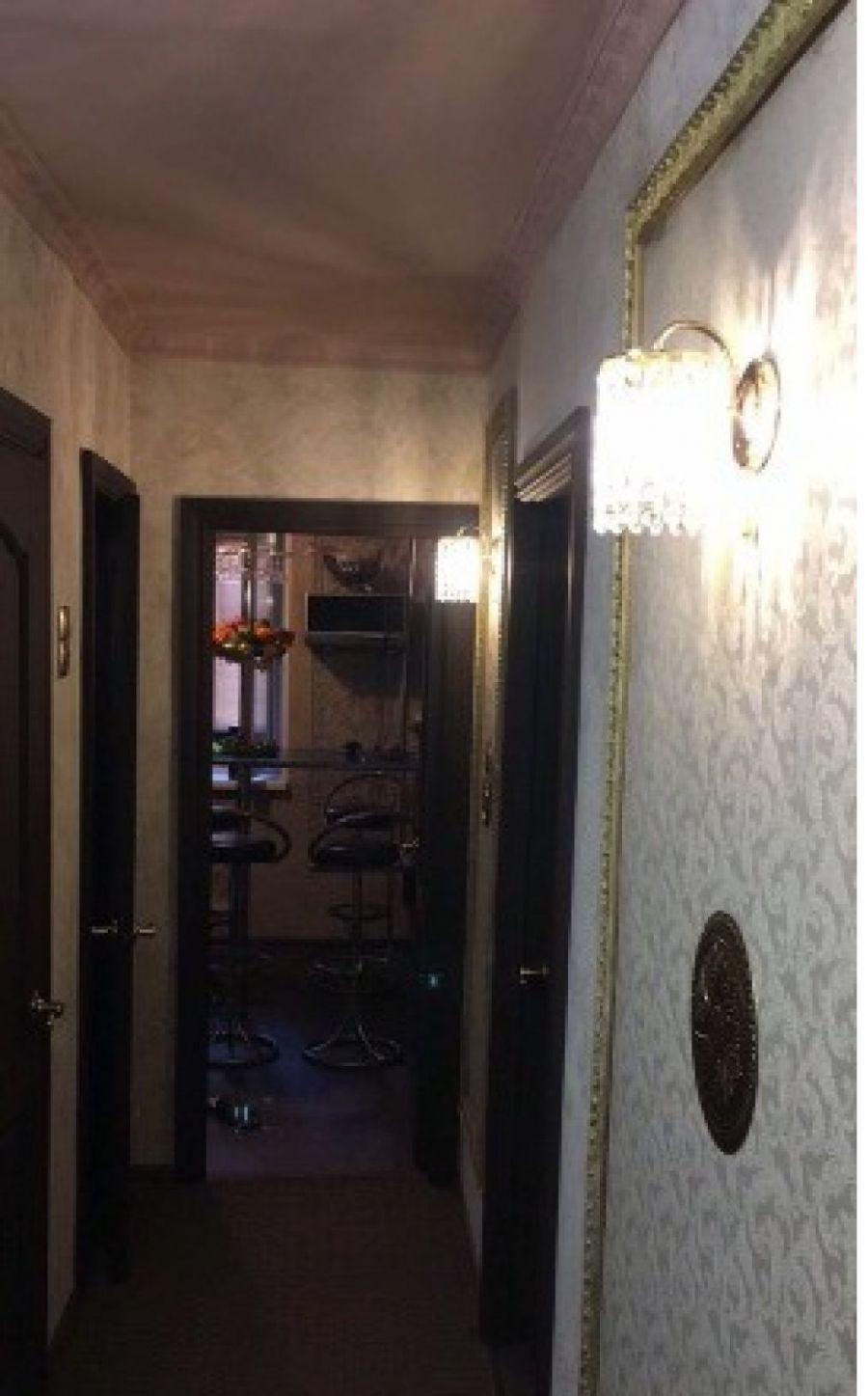 Продажа двухкомнатной квартиры Московская область Щелковский район, п. Биокомбината дом 8, фото 9