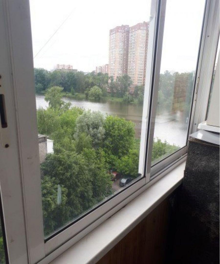Однокомнатная квартира Московская область г.Пушкино микрорайон Серебрянка д.7, фото 7
