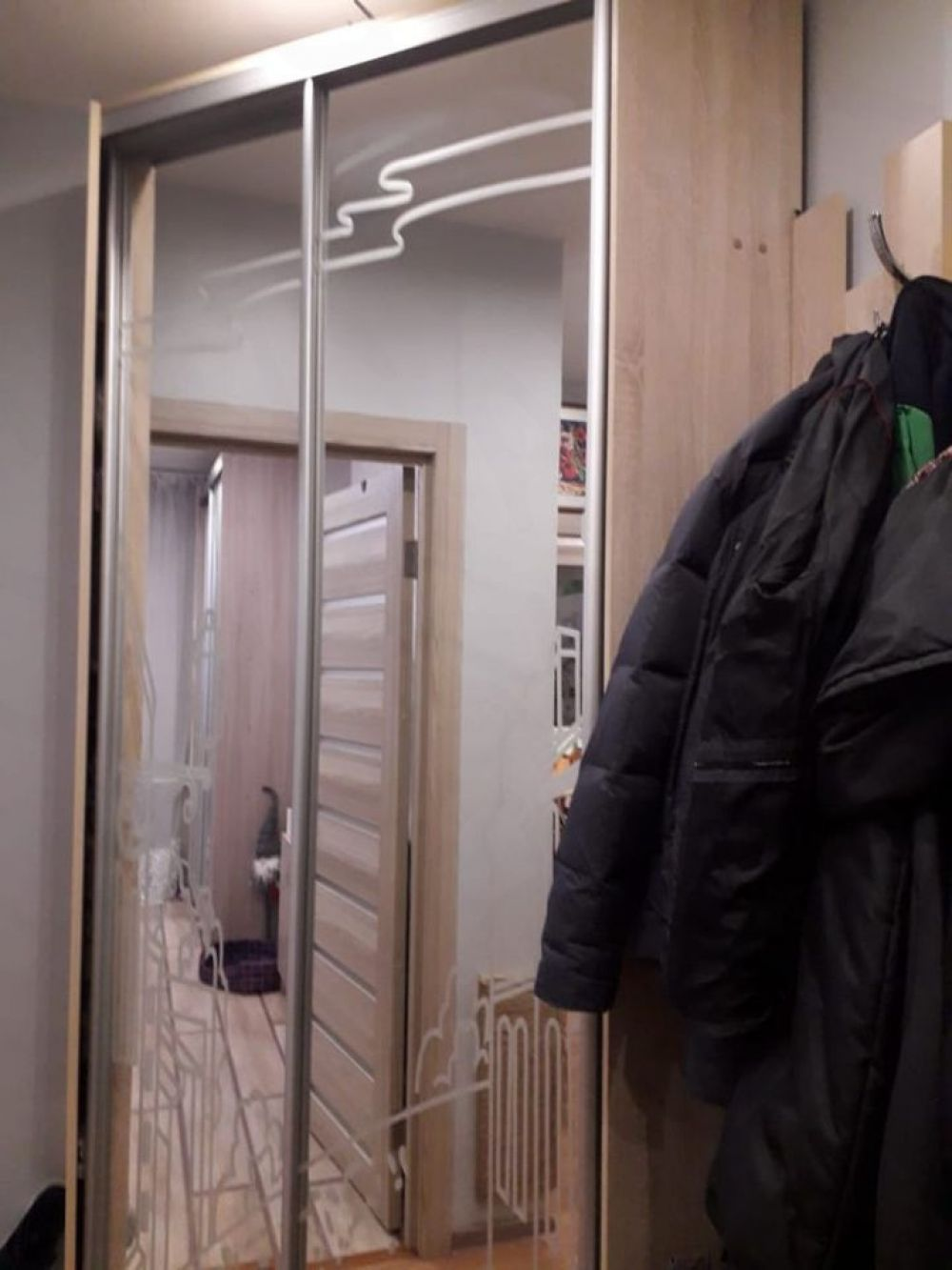 1-комнатная квартира п.Свердловский ЖК Лукино-Варино ул.Строителей 12, фото 8