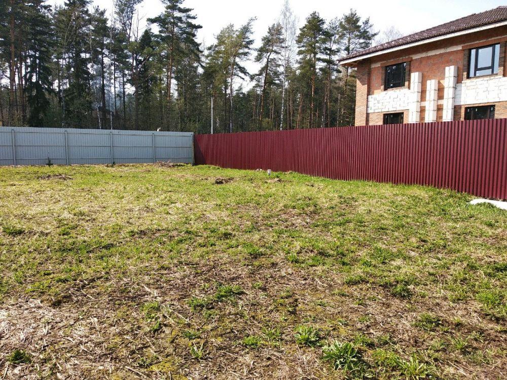 Земельный участок 6 соток Московская область Щелковский район д.Леониха, фото 2