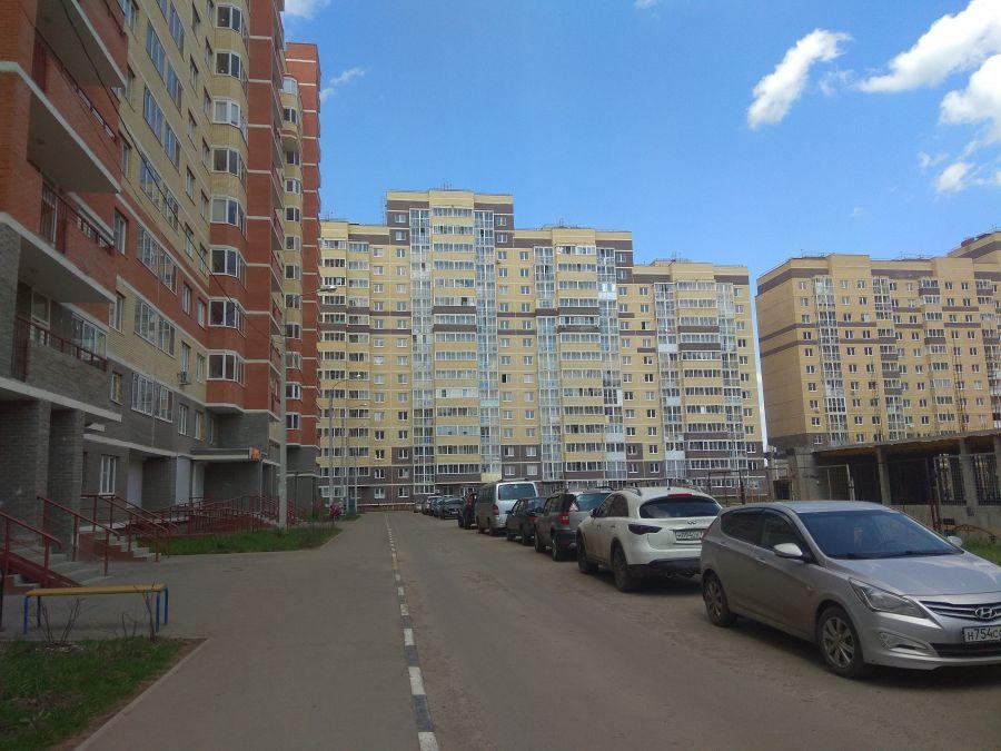 1-комнатная квартира п.Свердловский ЖК Лукино-Варино ул.Строителей д. 22, фото 17