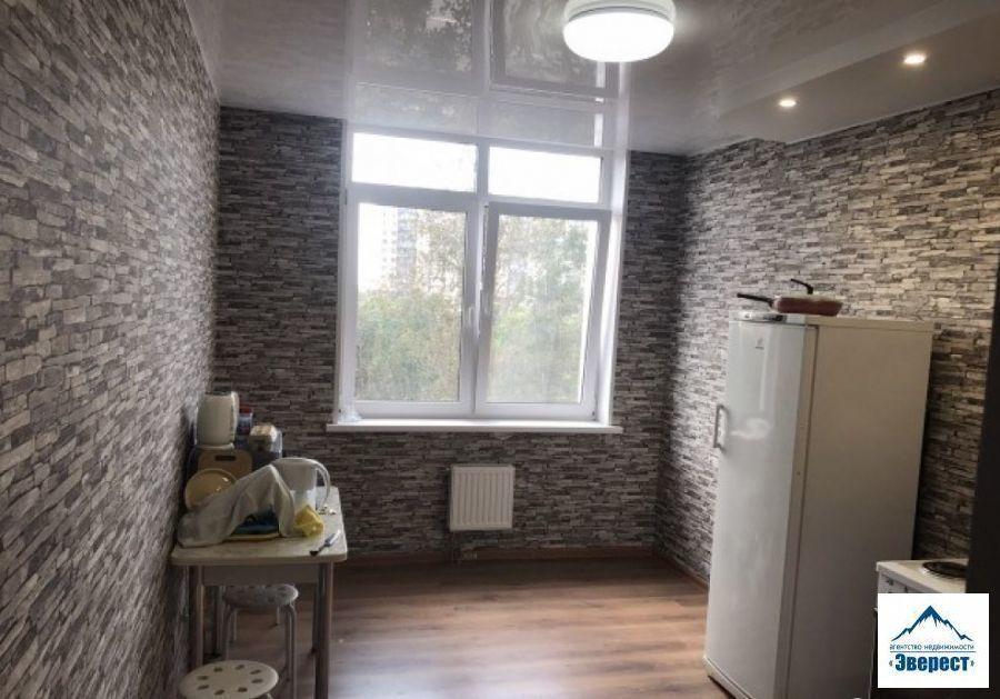 Продается однокомнатная квартира г. Щелково мкр-н  Богородский дом 3, фото 2