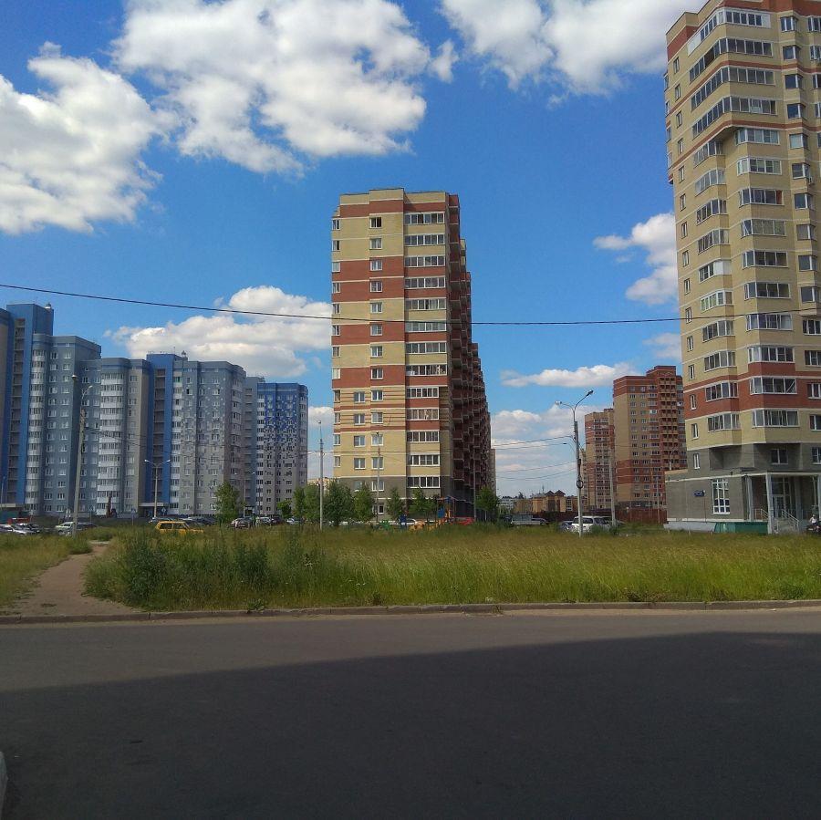 1-комнатная квартира студия п.Свердловский ЖК Лукино-Варино ул.Строителей д. 20, фото 2