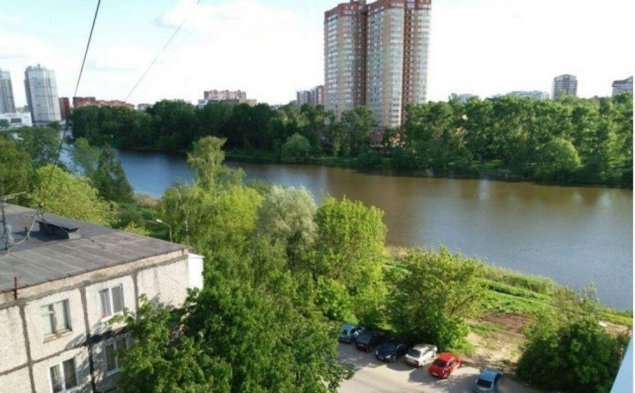 Однокомнатная квартира Московская область г.Пушкино микрорайон Серебрянка д.7, фото 3