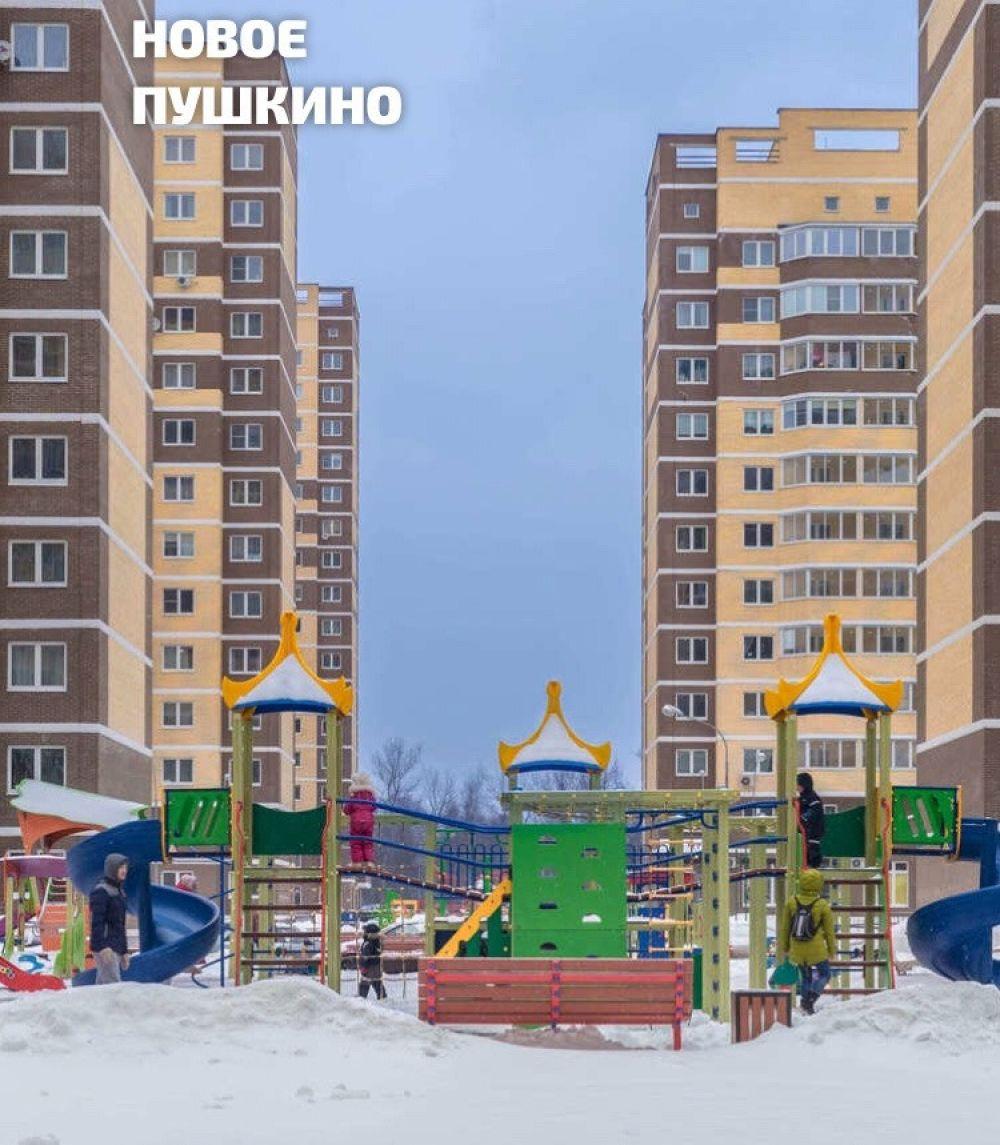 2-комнатная квартира г.Пушкино ЖК Новое Пушкино ул.Просвещения 13 корп.3, фото 3