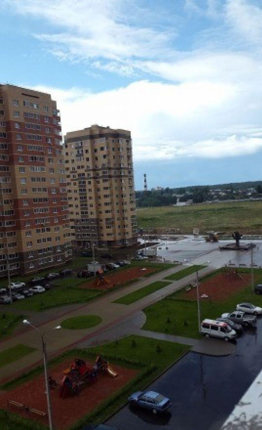 1-комнатная квартира п. Свердловский ЖК Лукино-Варино ул. Строителей дом 12, фото 16