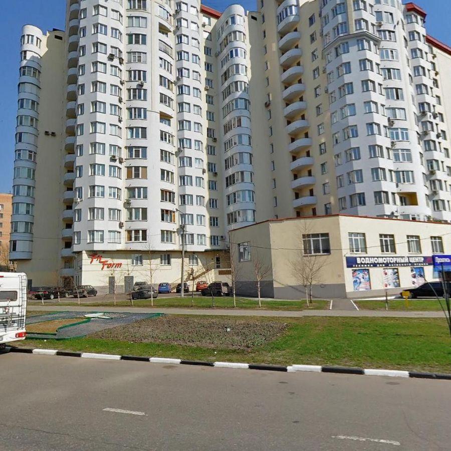 Продажа однокомнатная квартира Московская область г.Реутов Юбилейный проспект д.2., корп.1, фото 21