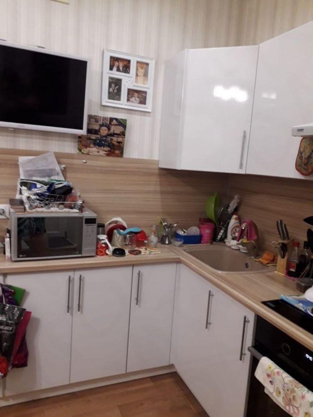 1-комнатная квартира п.Свердловский ЖК Лукино-Варино ул.Строителей 12, фото 2