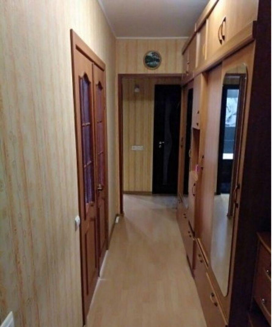 Продажа трехкомнатной квартиры Московская область Щелковский район, п. Биокомбината дом 5, фото 4