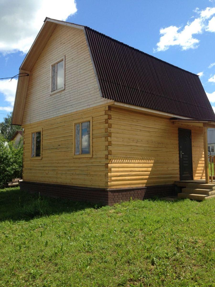 Земельный участок 7 соток с домом 54 кв.м ИЖС  поселок Литвиново Щелковский район Московская область, фото 3