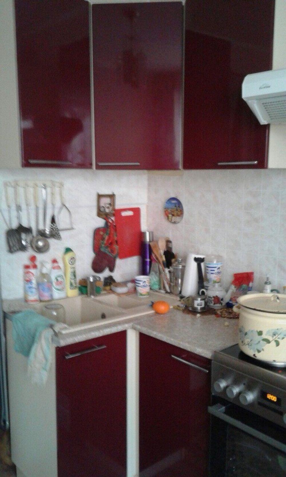 1-комнатная квартира п.Зеленоградский  ул.Островского д.14, фото 4