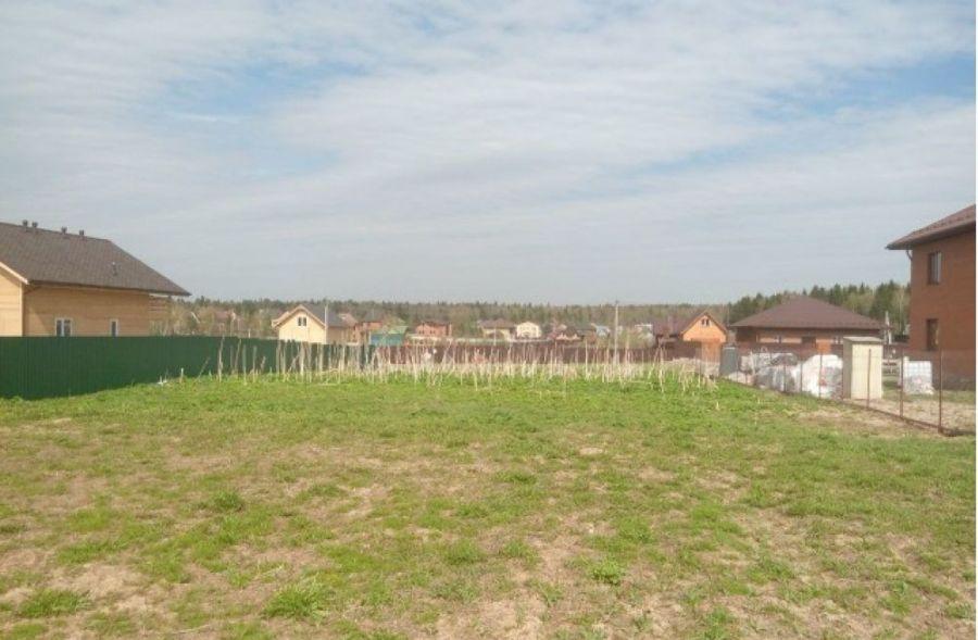 Земельный участок 4 соток  д.Потапово, фото 1