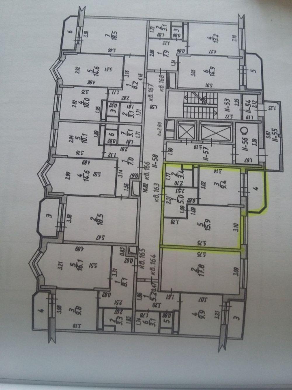 1-комнатная квартира п.Свердловский ЖК Лукино-Варино ул.Молодежная д.1, фото 3