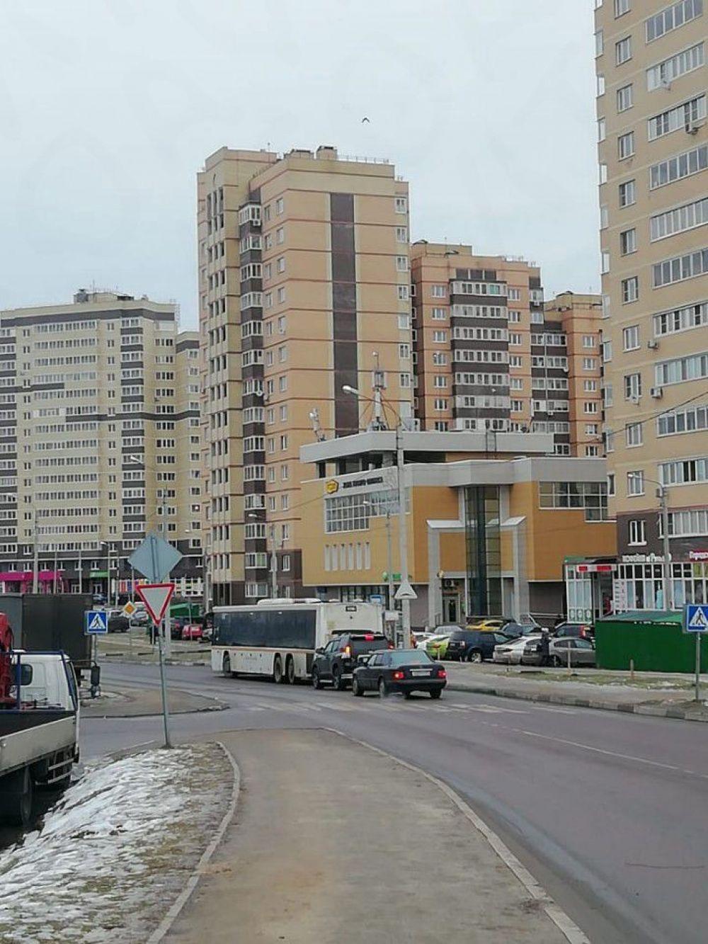 1-комнатная квартира п.Свердловский ЖК Лукино-Варино ул.Алексея Короткова д.1, фото 11