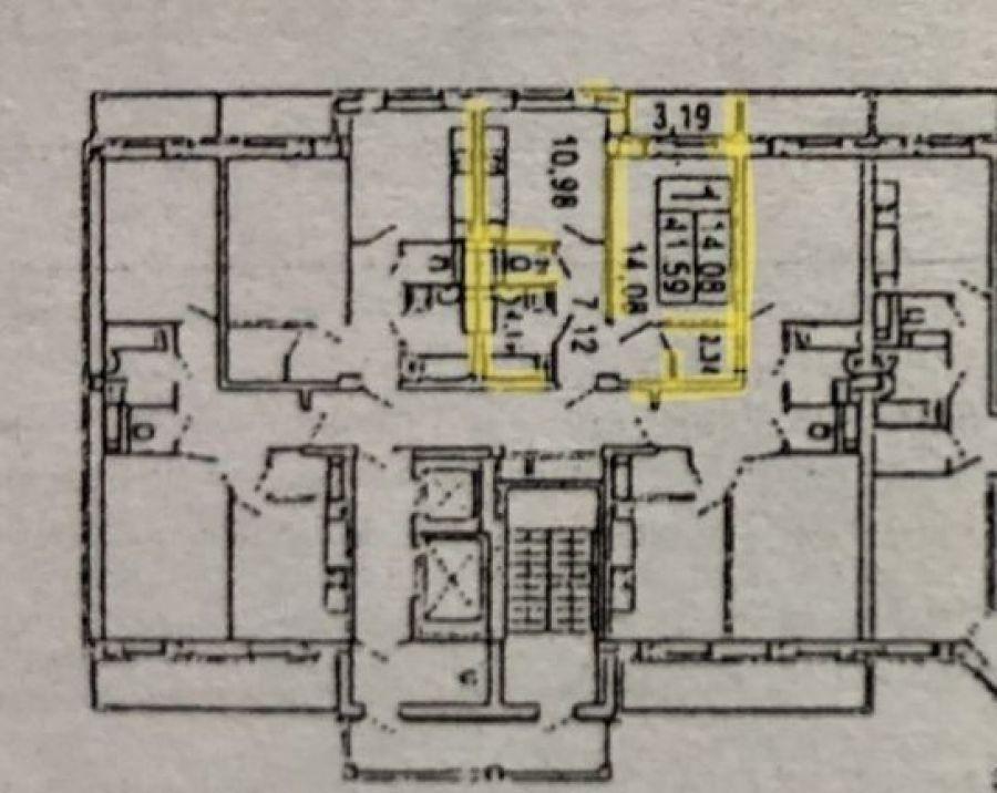 1-комнатная квартира г. Ивантеевка ул. Новоселки д.2, фото 1
