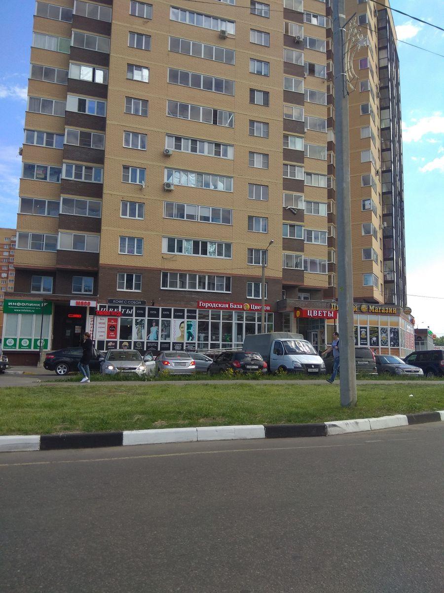 1-комнатная квартира поселок Свердловский ЖК Лукино-Варино ул.Молодежная д.3., фото 4