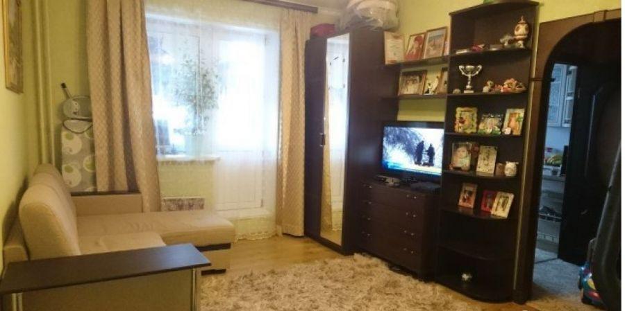 Продажа однокомнатной квартиры Московская область п. Аничково 8, фото 2