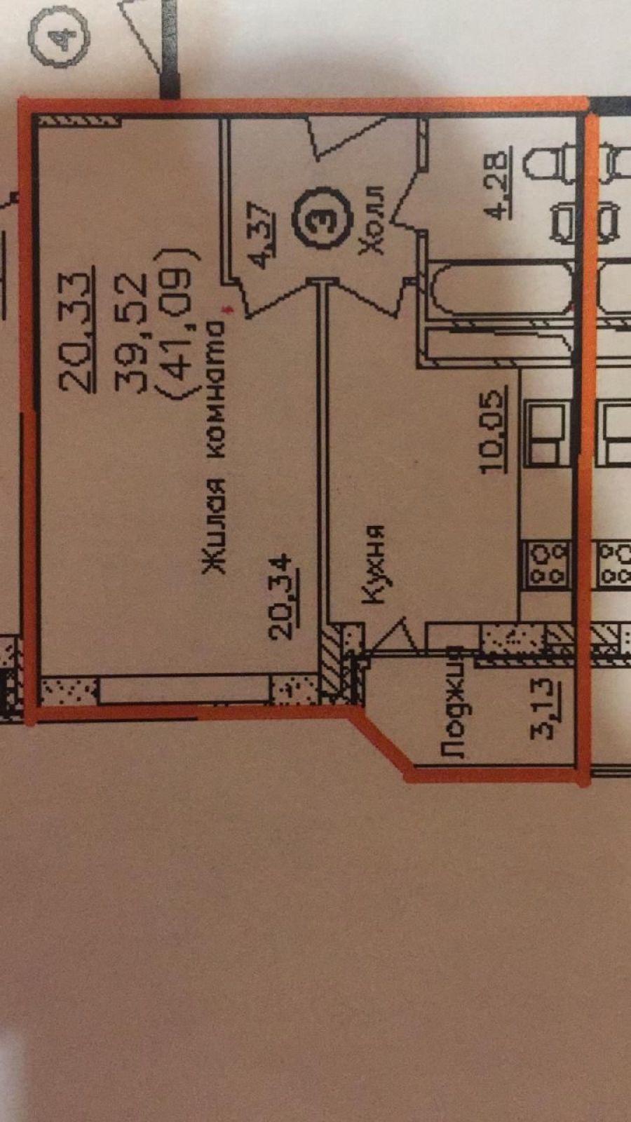 1-комнатная квартира г.Щелково мкр.Потаповский 1к2, фото 15