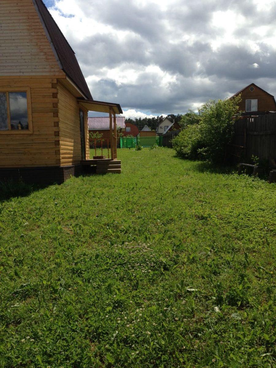 Земельный участок 7 соток с домом 54 кв.м ИЖС  поселок Литвиново Щелковский район Московская область, фото 2