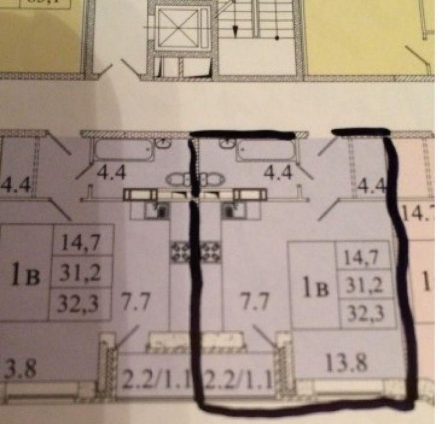 Продажа однокомнатная квартира Щелковский район п. Свердловский ЖК Лукино-Варино ул. Заречная дом 13 , фото 3