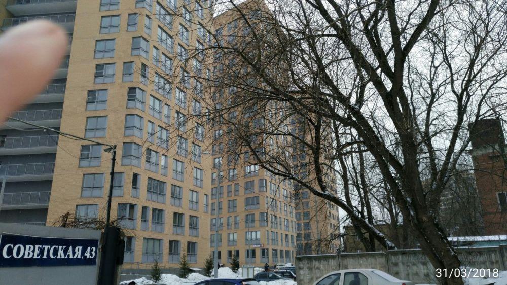 1-комнатная квартира г.Королев ул.Первомайская д.47 мкр.Первомайский, фото 15