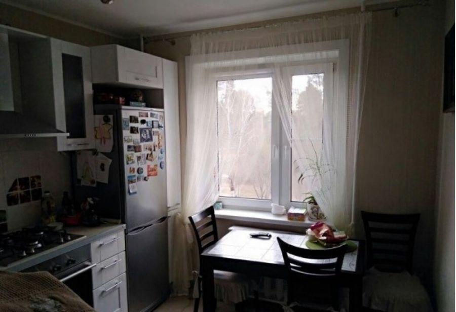 Продажа трехкомнатной квартиры Московская область Щелковский район, п. Биокомбината дом 5, фото 1