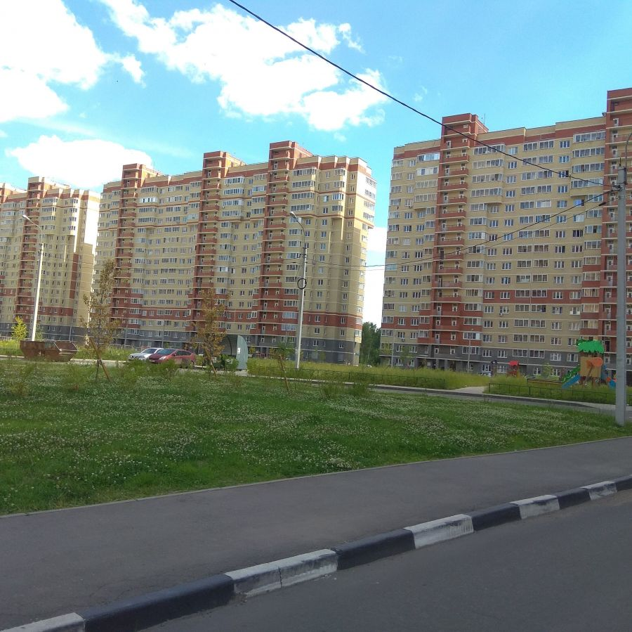 1-комнатная квартира студия п.Свердловский ЖК Лукино-Варино ул.Строителей д. 20, фото 1