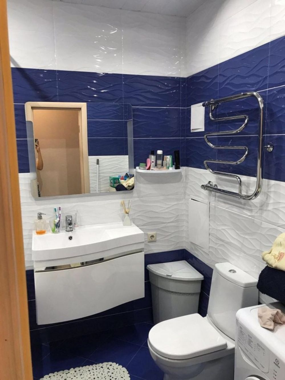 1-комнатная квартира п.Свердловский ЖК Лукино-Варино ул. Строителей д.8, фото 5