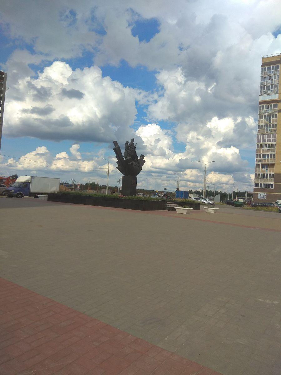 1-комнатная квартира п.Свердловский ЖК Лукино-Варино ул.Строителей д. 22, фото 12