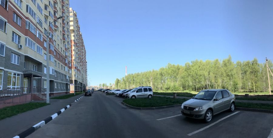 1-комнатная квартира п.Свердловский ЖК Лукино-Варино ул.Березовая д.4., фото 11