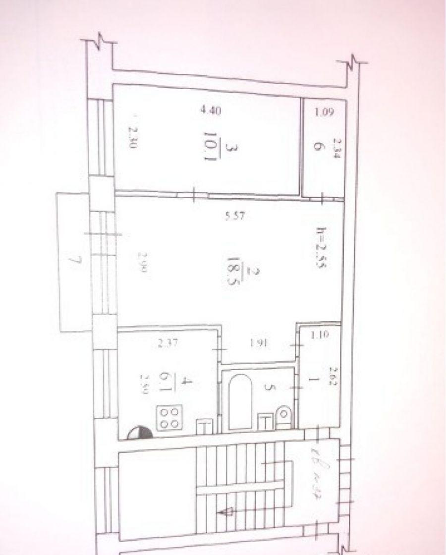 Продажа двухкомнатной квартира г. Щелково ул. Институтская дом 19, фото 1