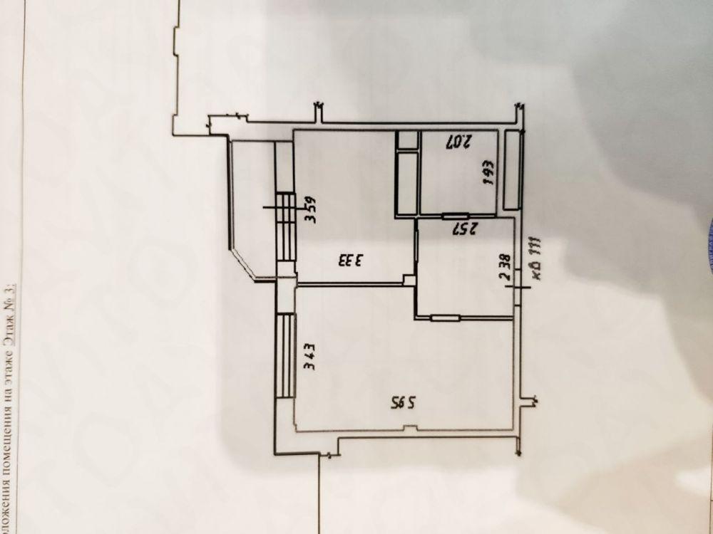 1-комнатная квартира п.Свердловский ЖК Лукино-Варино ул.Строителей д.2, фото 18