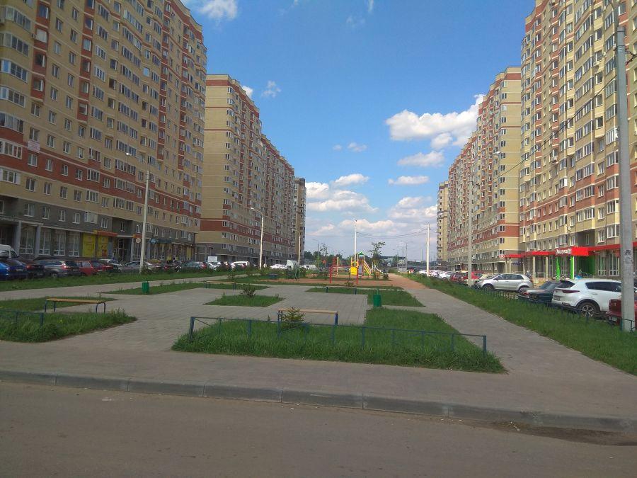 1-комнатная квартира п.Свердловский ЖК Лукино-Варино ул.Строителей д. 22, фото 15