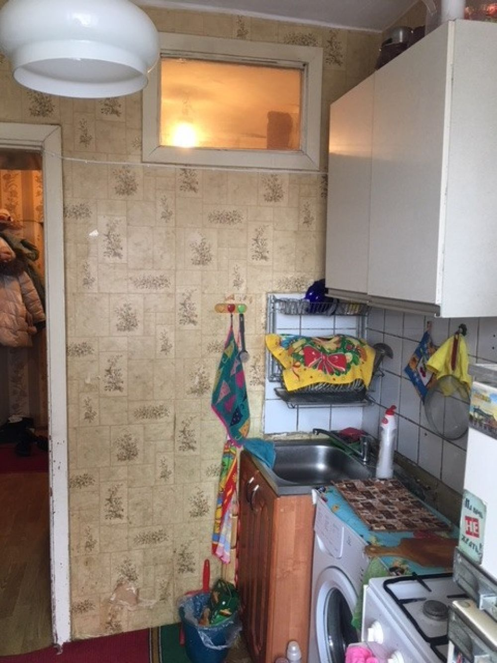Продажа однокомнатная квартира Московская область г.Пушкино мкр.Инессы Арманд Пушкинское шоссе д. 2а, фото 5