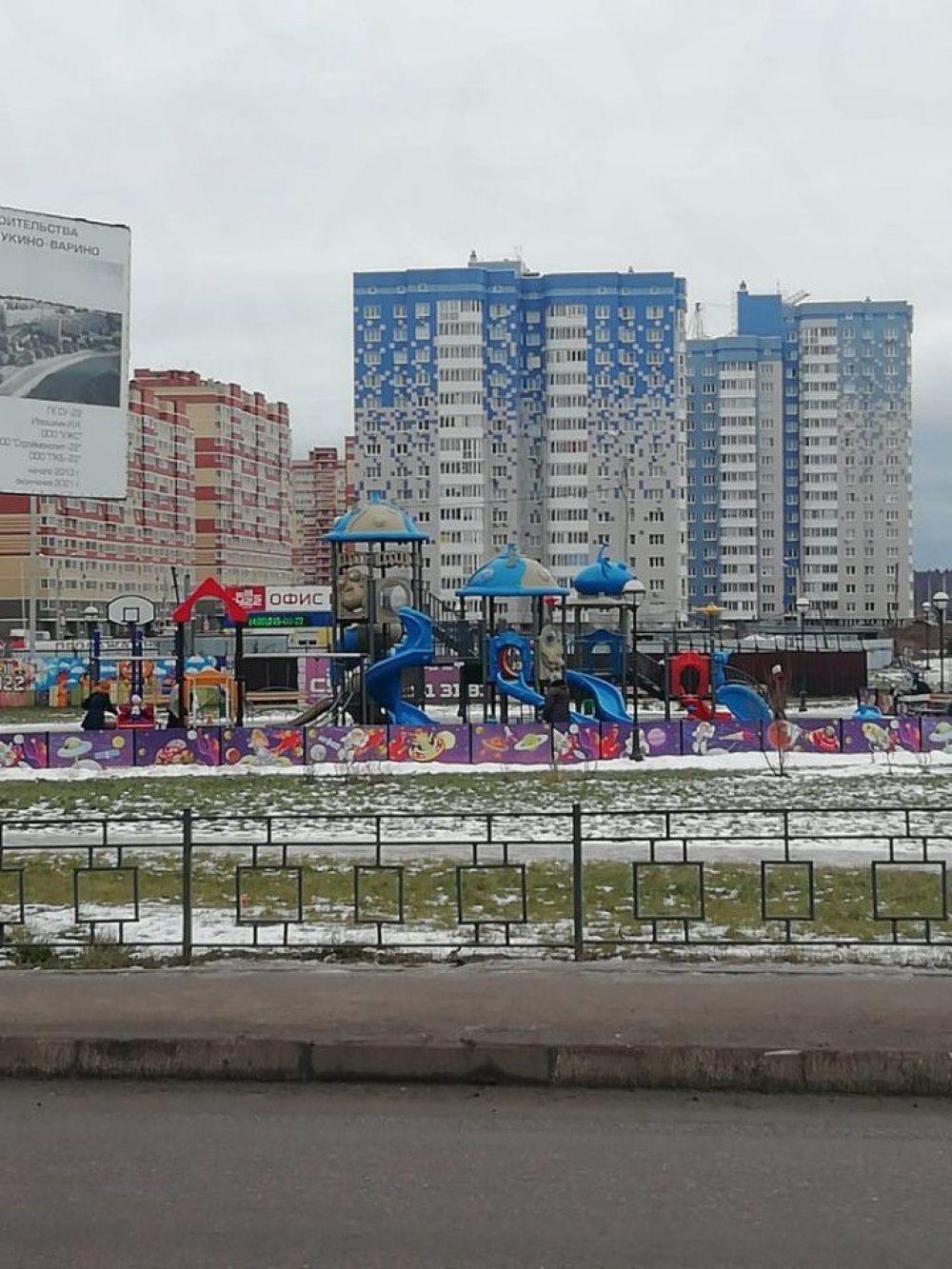 1-комнатная квартира п.Свердловский ЖК Лукино-Варино ул.Алексея Короткова д.1, фото 12