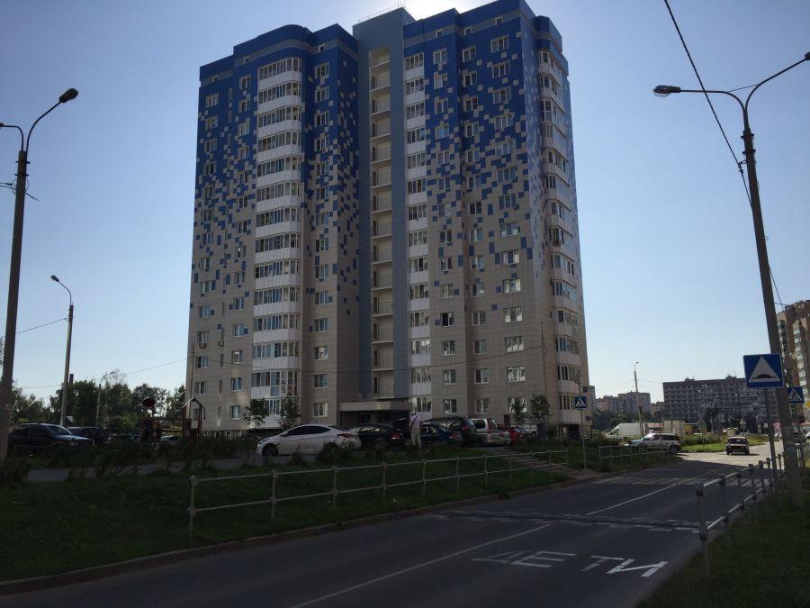 1-комнатная квартира п.Свердловский ЖК Лукино-Варино ул.Заречная д.8., фото 20