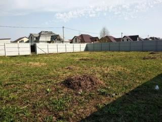 Земельный участок 6 соток Московская область Щелковский район д.Леониха