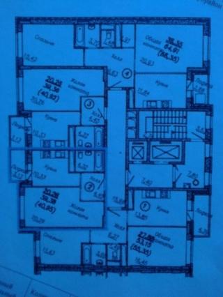 1-комнатная квартира г.Щелково ЖК Потапово мкр.Потаповский д.1к1