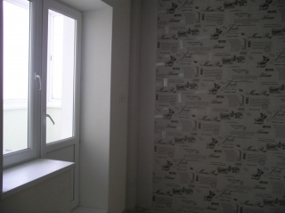 1-комнатная квартира п.Свердловский ул.Строителей д.12. ЖК Лукино-Варино Московская область