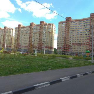 1-комнатная квартира студия п.Свердловский ЖК Лукино-Варино ул.Строителей д. 20