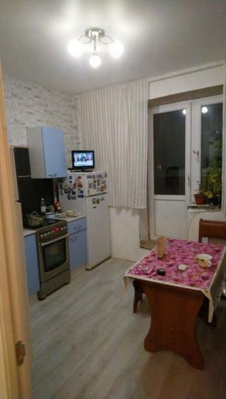 1-комнатная квартира п.Свердловский  ЖК Лукино-Варино ул.Заречная д.7.