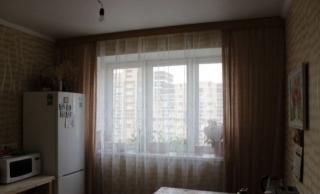 Двухкомнатная квартира Московская область Щелковский район п. Аничково дом 6