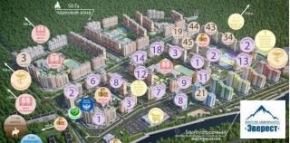 Продажа однокомнатная квартира Московская область п.Свердловский ЖК Лукино-Варино ул.Заречная д.13