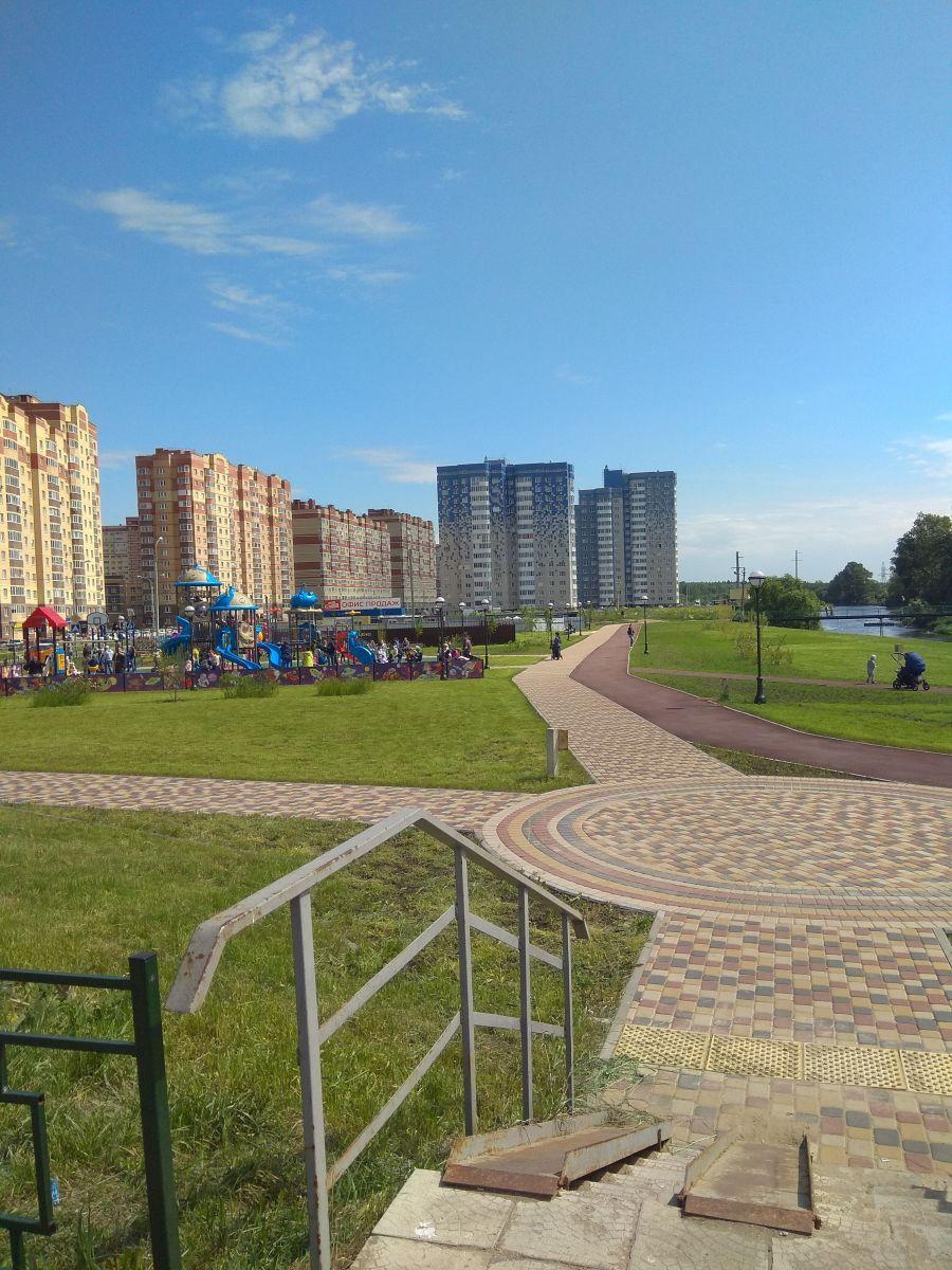 1-комнатная квартира п.Свердловский ЖК Лукино-Варино ул.Строителей д. 12, фото 4