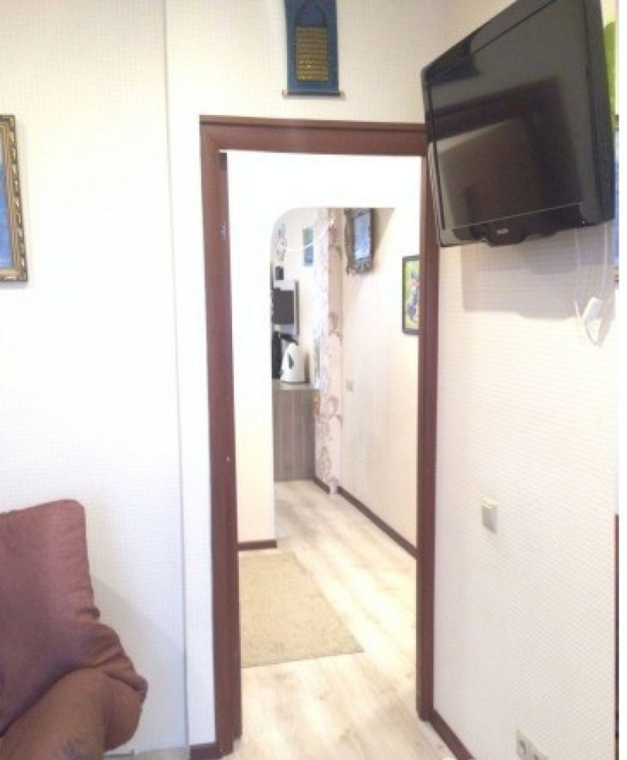 Двухкомнатная квартира  Щелковский район, п. Свердловский ЖК Лукино-Варино, ул. Строителей дом 8, фото 8