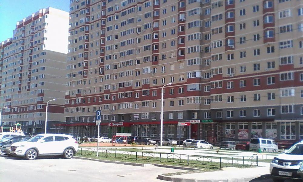 1-комнатная квартира п.Свердловский ЖК Лукино-Варино ул.Молодежная д.2, фото 6
