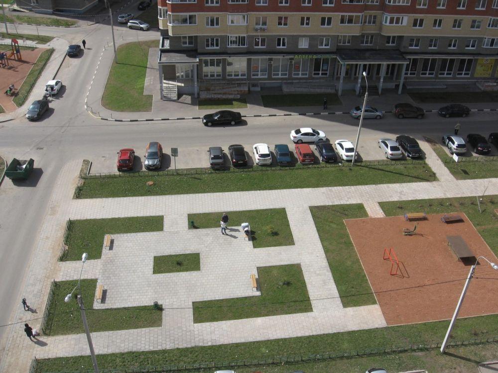 1-комнатная квартира п.Свердловский ЖК Лукино-Варино ул.Молодежная д.2, фото 8