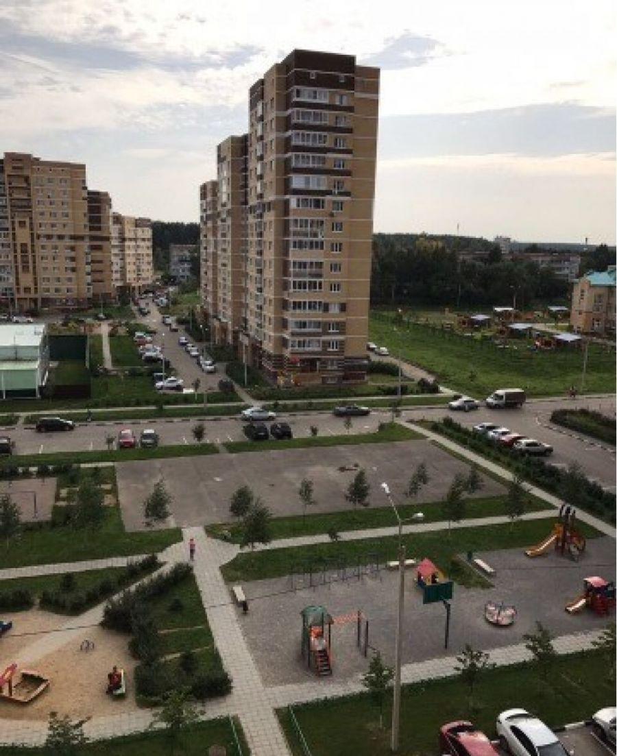 Продажа однокомнатной квартиры Московская область Щелковский район п. Аничково корпус 6, фото 1